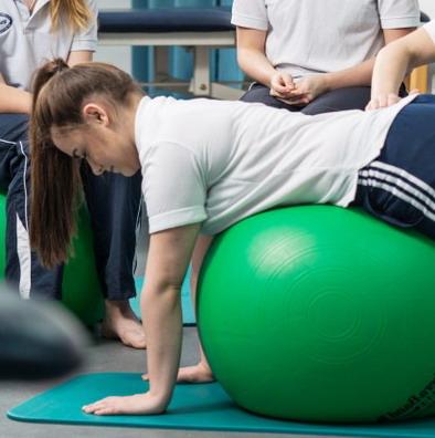 Individuali kineziterapijos mankšta