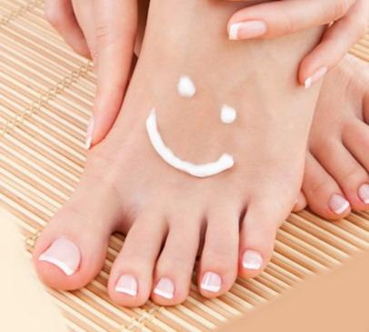 Sveiki kojų nagai